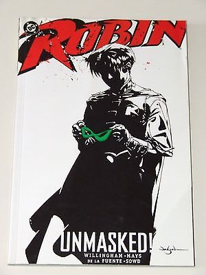Robin - Unmasked TPB (2004 DC)