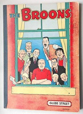 BROONS Annual 1956 (1955) - Original & Rare - VG Condition Dudley D Watkins Book