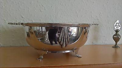 Vintage Silver Plated Bowl