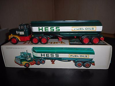 1977 Hess Truck With Nonworking Lights