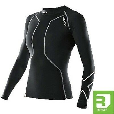 2XU Women's Refresh Swim Recovery Compression Top - 2015