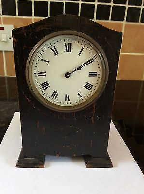 French Mantel Clock for Spares or Restoration, R & C Movement.