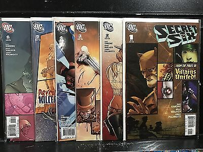 COMPLETE Secret Six #1 2 3 4 5 6 (2006 Series DC) Combined Shipping Deal!