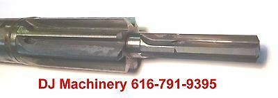 """51/64"""" Plus .800"""" Solid Carbide Chucking Reamer cutter Over size Ream Tool .514"""