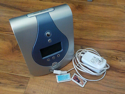 Sound Oasis S-650-02 Sleep Sound Therapy System with 2 cards SC-300-01 SC-300-02
