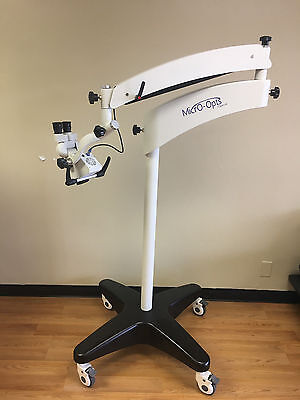Microscope with zoom mag Surgical Dental Endodonticst - loupe Led