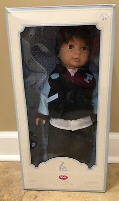 NEW Pottery Barn Kids Special Edition Gotz Doll PARKER