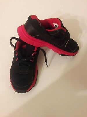 Nike Red Black Shoes Size 13.5C