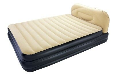 Cama hinchable Bestway Soft-Back Elevated (Queen)