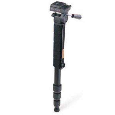 Giottos MV 8250 Aluminum Monopod with Pan-Tilt Head - with case