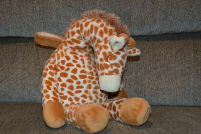 Cloud B Soothing Gentle Giraffe Musical Plush Stuffed Baby Toy Full Size 20""