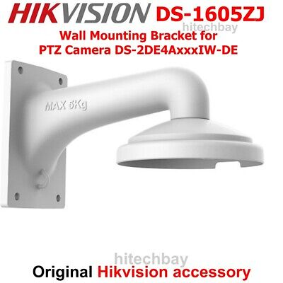 Hikvision DS-1605ZJ Wall Mounting Bracket for Mini PTZ Camera DS-2DE4A220IW-DE