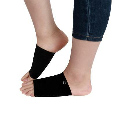 Arch Support Sleeve Plantar Fasciitis Cushion Pad Insole Heel Pain Relief