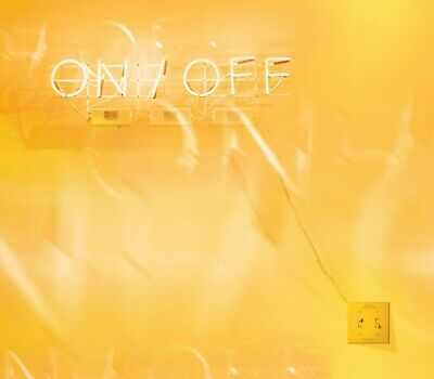 ONF-[On/Off] 1st Mini Debut Album CD+Photocrd+Photobook+Sticker+JewelCase K-POP