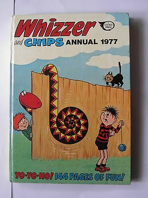 Whizzer and Chips Annual 1977
