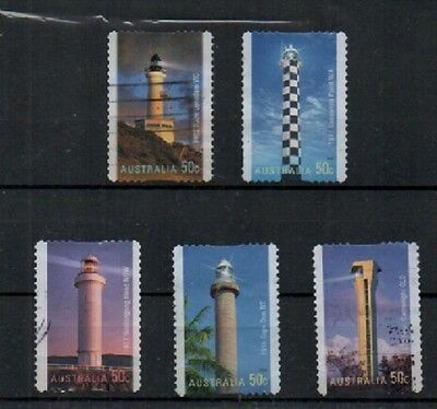 Australian Decimal Stamp 2006 Lighthouses of The 20th Century -  S/A Used