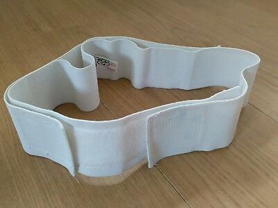 Elasticated maternity support belt size 10-12