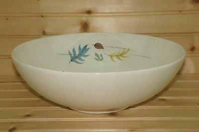 Franciscan AUTUMN Large Salad Serving Bowl   Earthenware   Discontinued USA