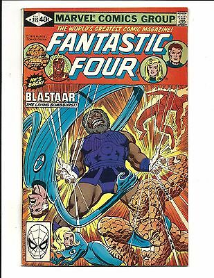 Fantastic Four # 215 (Feb 1980), Fn/vf
