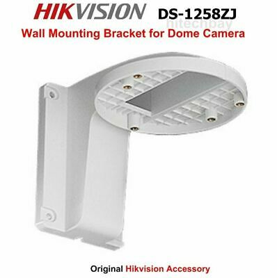 Hikvision DS-1258ZJ Wall Mounting Bracket for IP Security Dome Camera