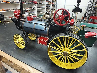 Showman Steam Road Traction Engine