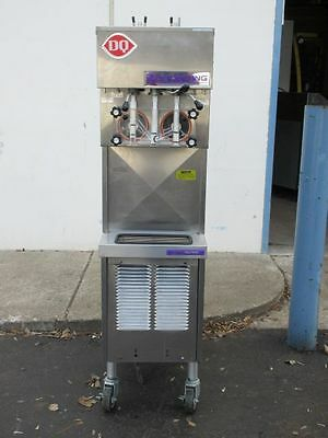 Stoelting 237R Water Cooled 2 Flavor Soft Serve Ice Cream Machine W/ 2 Mix Pumps