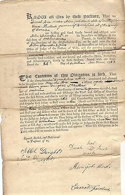 French & Indian War, Father Ralle's War-- Garrison Soldiers; Early MA Documents