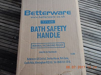Bath Mobility Support Rail Safety Disability Handle Bar Grab Grip Aid New