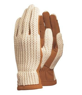ARIAT 8-008 NATURAL GRIP GLOVES SIZE 7 or 8  NIB , HORSE RIDING