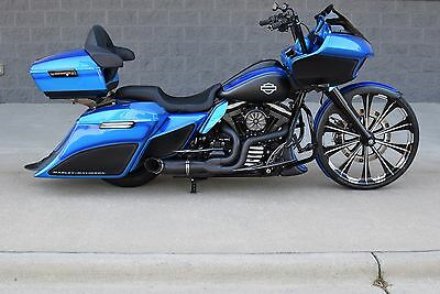 "2016 Harley-Davidson Touring  2016 ROAD GLIDE SPECIAL *1 OF A KIND* 26"" WHEEL! OVER $40K IN XTRA'S!! WOW!!"