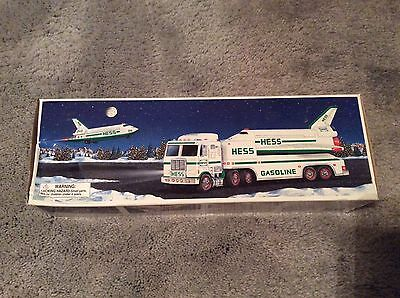 1999 Hess Toy Truck