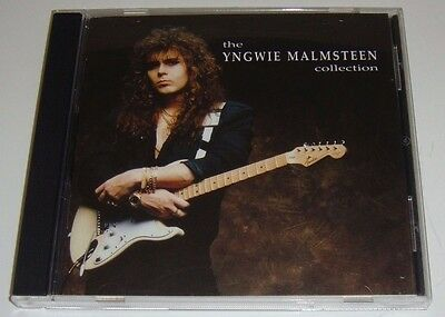 CD- YNGWIE MALMSTEEN - Made in U.S.A. - THE YNGWIE MALMSTEEN COLLECTION