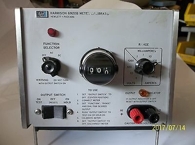 Vintage HP 6920B  Meter Calibrator, refurbished, re-capped, calibrated