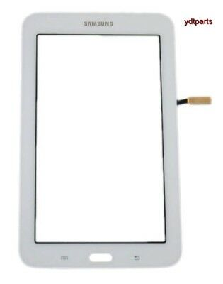 White Touch Screen Digitizer Replacement For Samsung Galaxy Tab 3 Lite SM-T110