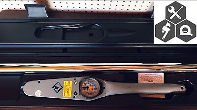"""ARMSTRONG 1"""" Dial Indicating Torque Wrench Model: 64-502A"""