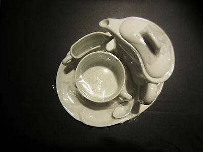 Lang Ebrach Porcelain Bavaria Germany Tea Set for One