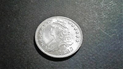 1817 Capped Bust Half Dollar *Light Clean on Obverse*