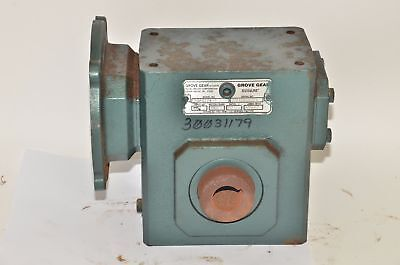 GROVE GEAR FLEXALINE HMQ224-1 GEAR REDUCER 1.82 HP 20:1 Ratio 56C