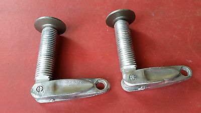 1965-76'  Evinrude / Johnson Outboard 379799 Clamp Screw & Handle 33, 40 hp