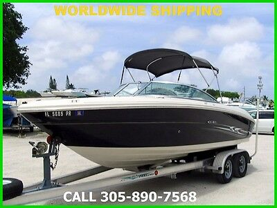2004 Sea Ray 220 Select! 280 Hours! Mint Condition!