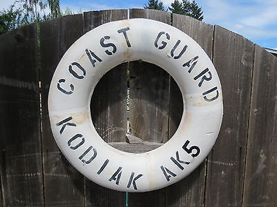 20 inch LIFE PRESERVER RING SAVER FLOAT BUOY BOUY (#109)