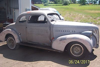 1939 Chevrolet business mans coupe  vintage 1939 Chevy business mans coupe