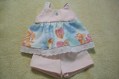 Doll clothes handmade for Cabbage Patch 14 inch dolls; SUMMER SPECIAL (0616A)