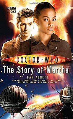 Doctor Who: The Story of Martha by Dan Abnett (Paperback, 2016)