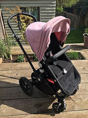 Light Pink Bugaboo Cameleon 3 With Lots Of Extras.