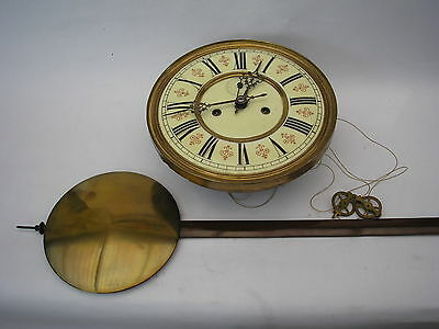 Double Weight Vienna Movment & Dial