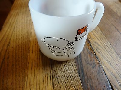 1977 Ziggy Tom Wilson coffee cup mug empty toilet paper holder