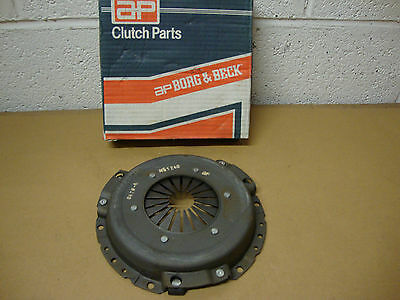 Volkswagen Polo 800cc/900cc 1976 - 1984 HE1240 Genuine Borg & Beck Clutch Cover