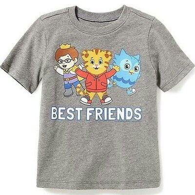 Daniel Tiger's Neighborhood - Toddler T Shirt Mister Rogers Daniel Tiger 12 mos
