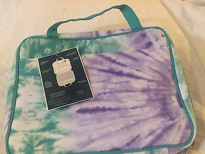 Pottery Barn Teen Jet Set Collection Makeup Case New with Tags